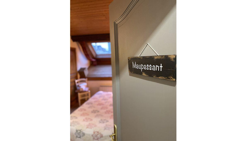 Chambre Maupassant